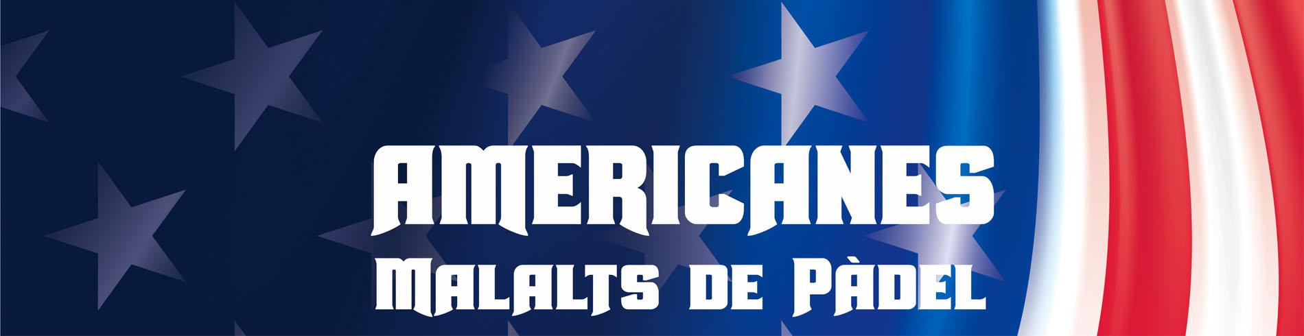 Americanes Malalts de Pàdel