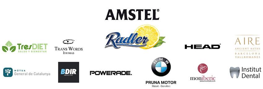 patrocinadores del torneo primer aniversario Maresme Padel Club